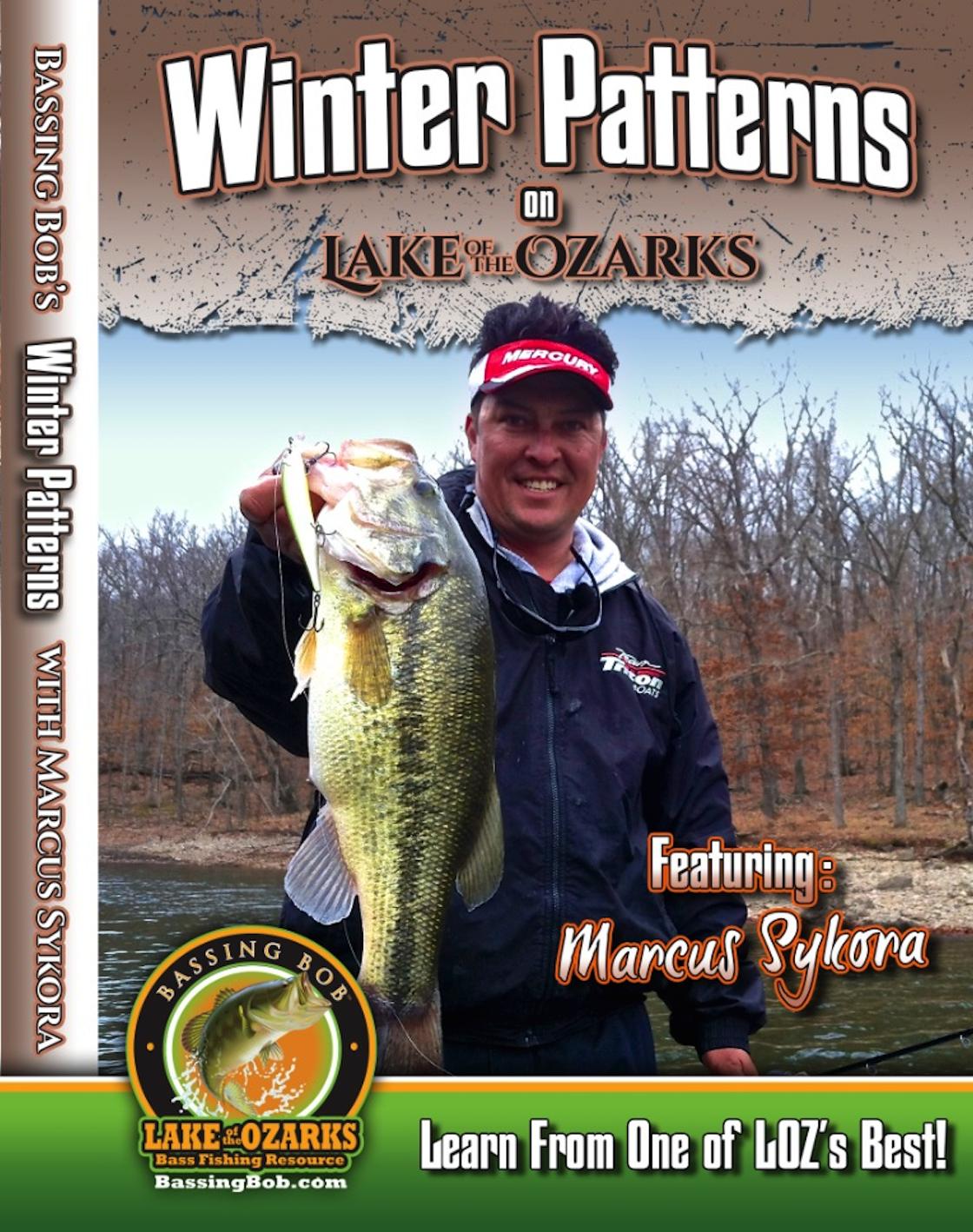 Bass Fishing on Lake of the Ozarks - Seasonal Patterns Box Set